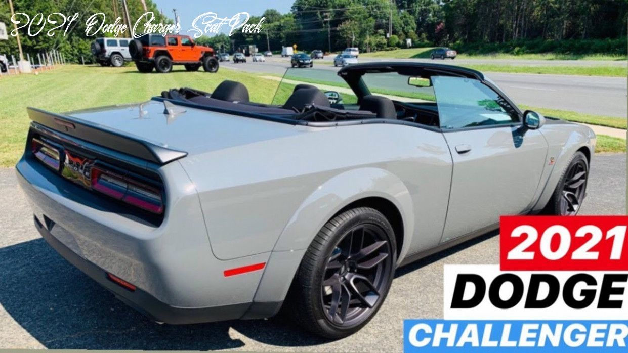 2021 Dodge Challenger Pictures