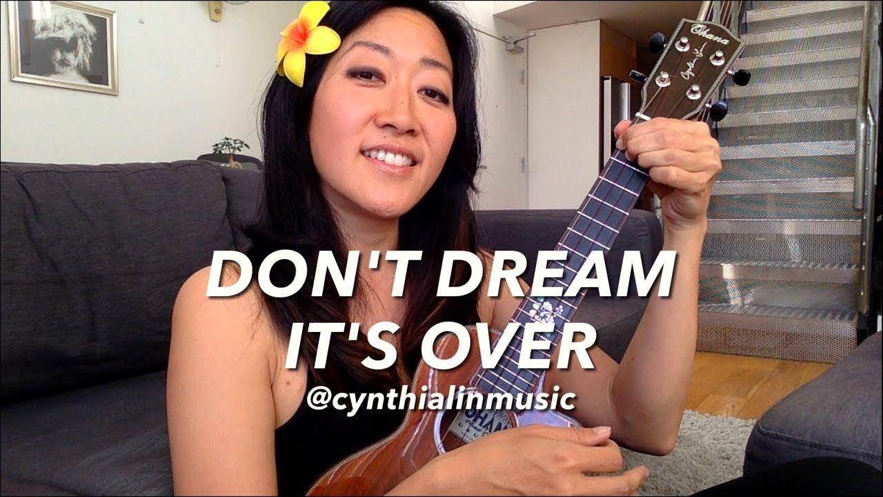 Cynthia Lin Christmas Jam 2020 Youtube Don't Dream It's Over (Crowded House cover) // Cynthia Lin Ukulele