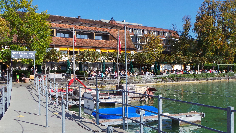 Hotel and Spa Seerose, Meisterschwanden