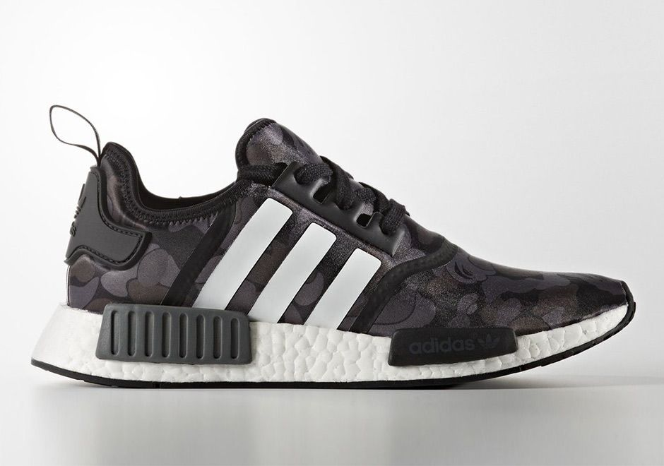 a3528ef31 BAPE x adidas NMD is happening for sure