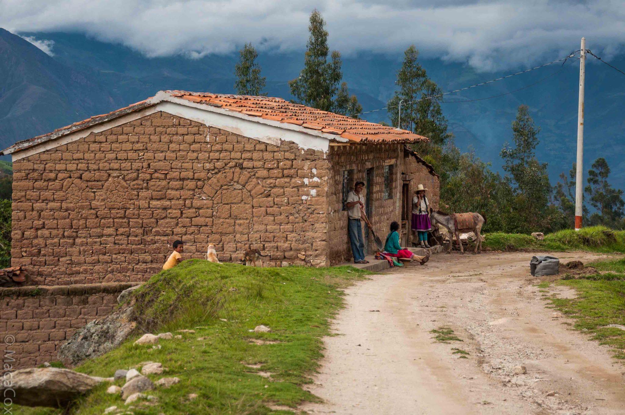 vida simple, Peru