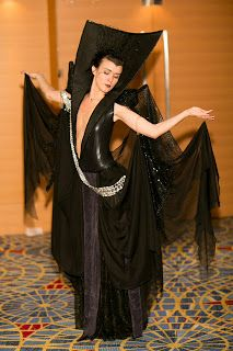 Ashlees Costume Closet Legend Dark Lilly