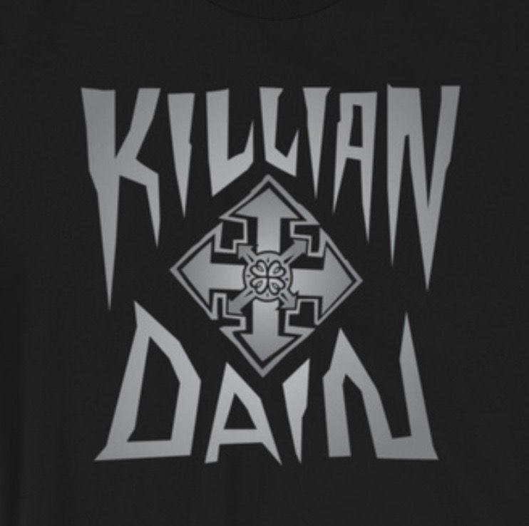 Killian Dain Logo 2 Nxt Wwe Logo Volkswagen Logo Vehicle Logos