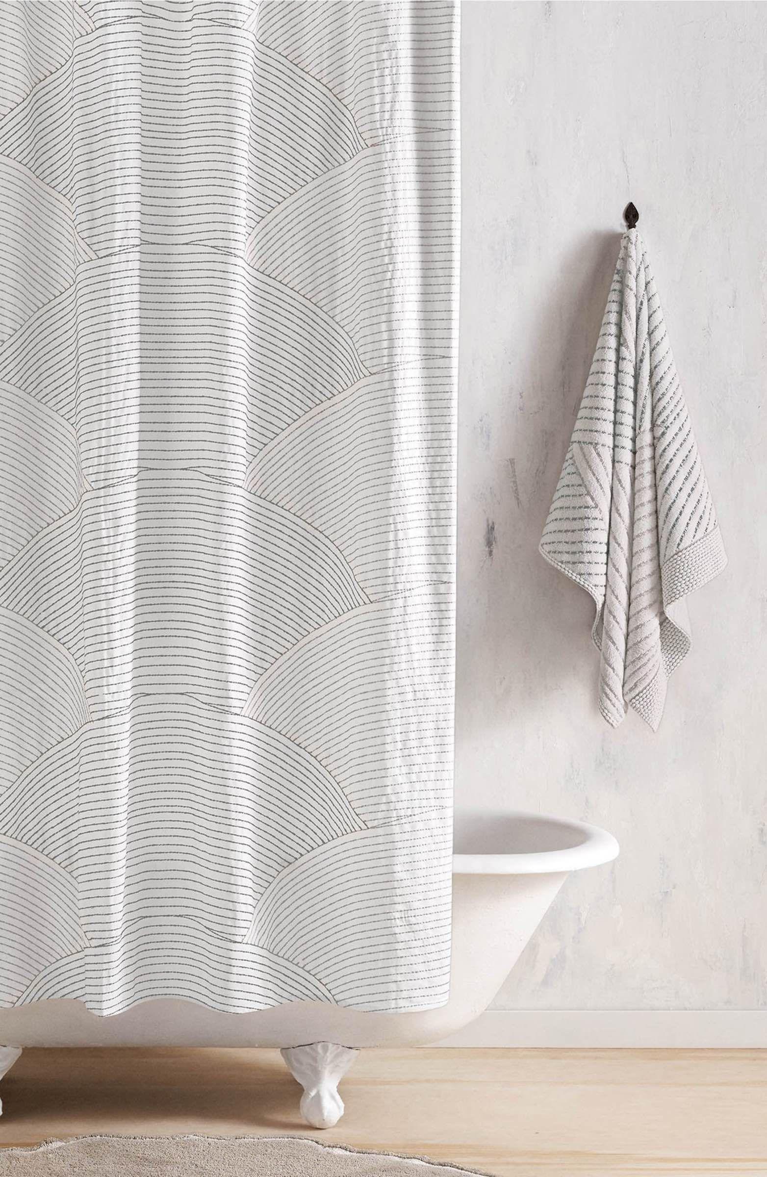 Main Image John Robshaw Sazid Shower Curtain Bathroom Shower Curtains Bathroom Shower Stylish Shower Curtain
