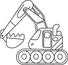 Malvorlagen Gratis Malvorlagen Baustelle Tractor Coloring Pages Truck Coloring Pages Coloring Pages For Boys