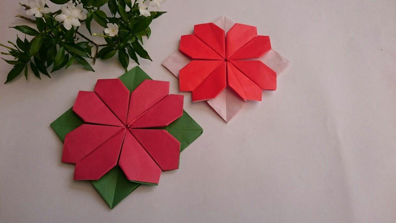 Origami One Sheet Designed Meenakshi Mukerji My Folding