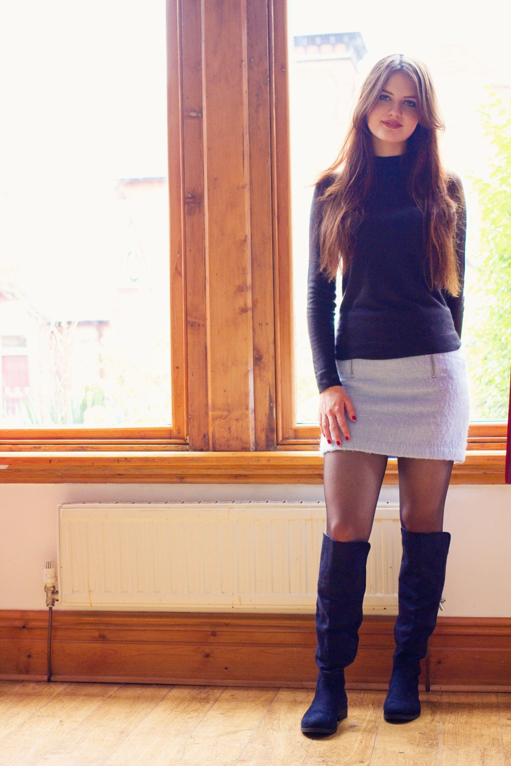 UK fashion and lifestyle blog by Lily kate France. Black ...