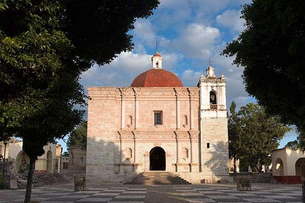 Mitla, Oaxaca, México