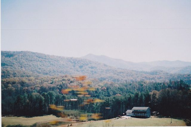 Road trip, north Georgia.
