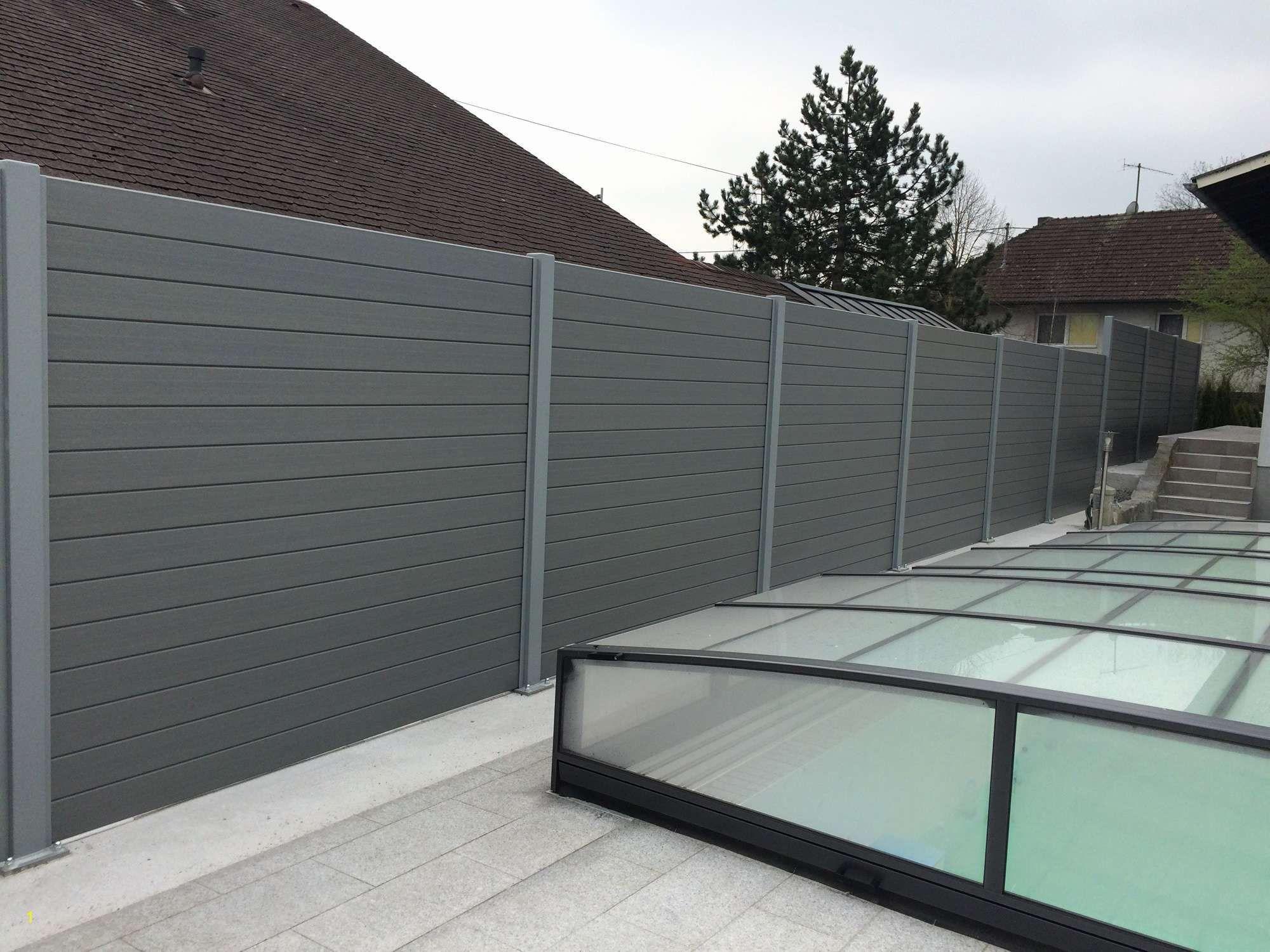 Oberteil 42 Zum Sichtschutz Terrasse Kunststoff Sichtschutz