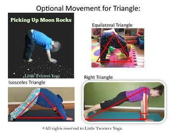 "kids ""space shapes"" yoga geometry with movement new and"