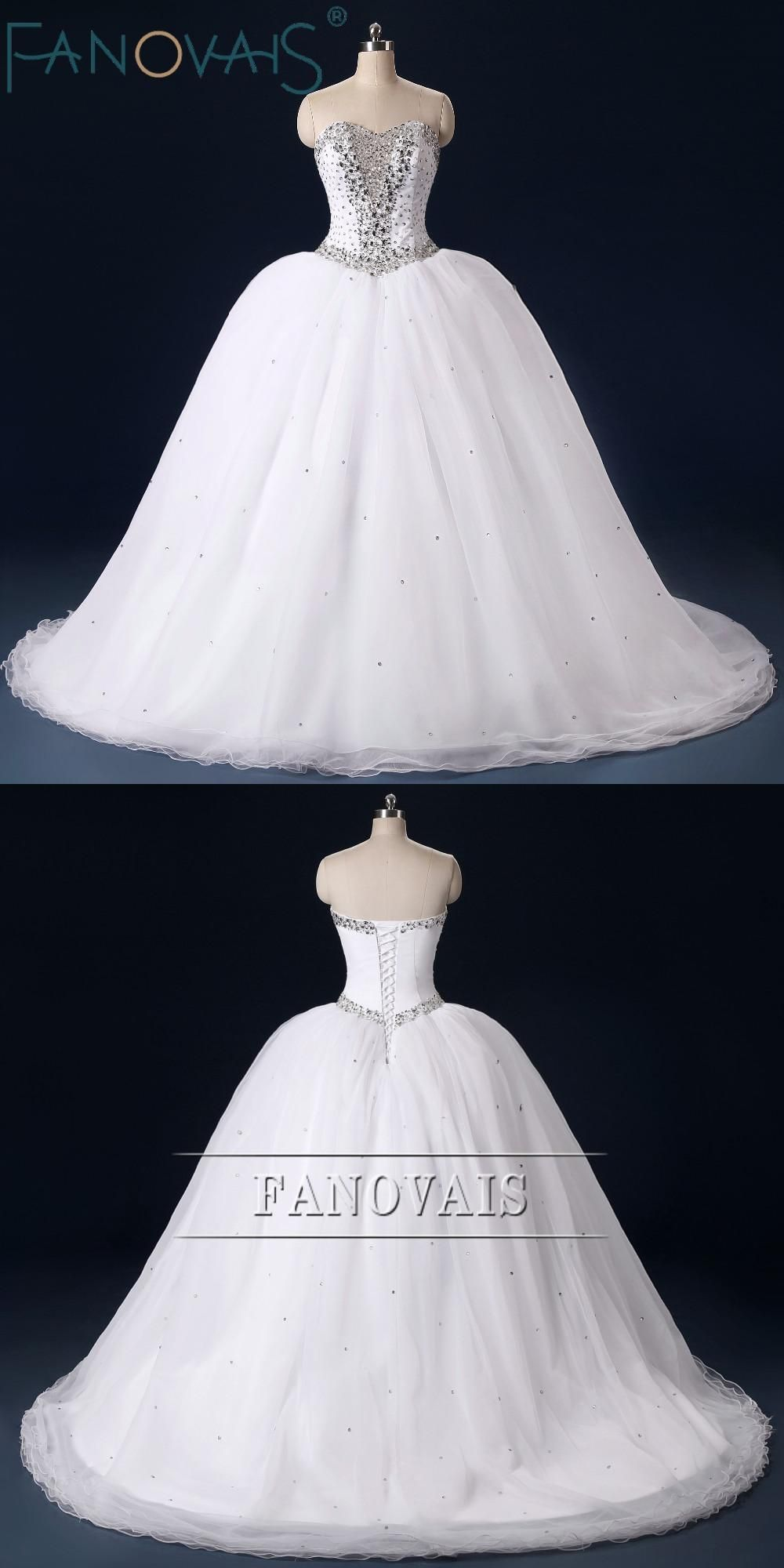 real picture crystal wedding dresses handbeading bridal