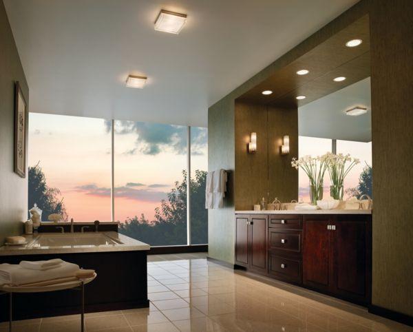 deckenleuchte bad badezimmerleuchten lampe badezimmer badlampen ...