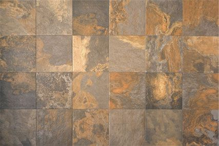 Interceramic Slate Supremo Multicolor This Hd Glazed Ceramic Tile Includes A Minimum Of Recycled Content Breaking Strength Over 450 Psi And Less Than