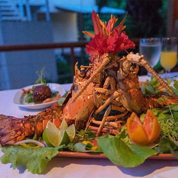 The Quarterdeck Placencia Belize Restaurant & Bar