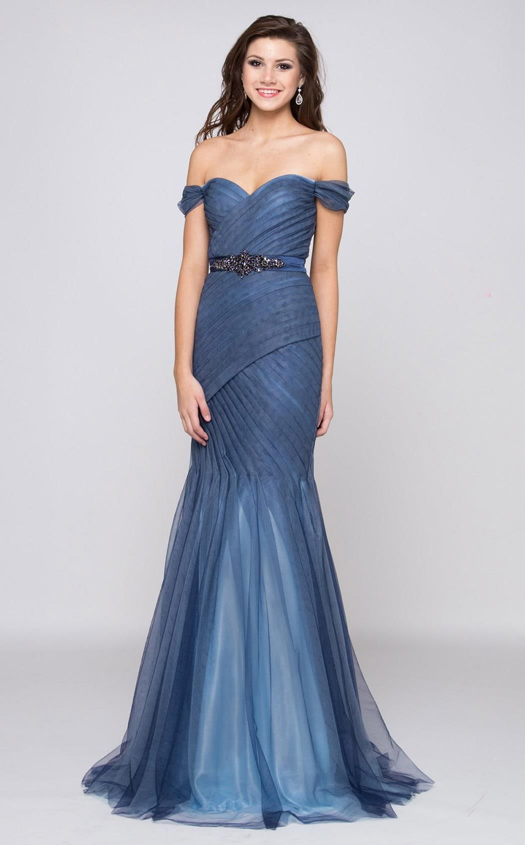 Marsoni M184 | Mermaid evening gown, Hemline and Gowns