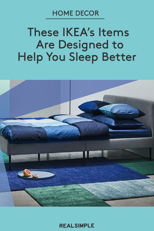 The 2020 IKEA Catalog Is Full Of Sleep-Improving Products