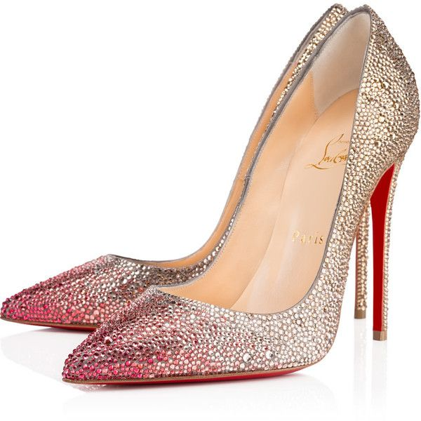 Christian Louboutin Strass So Kate Pumps cheap view outlet store outlet fashion Style supply for sale cheap sale professional j5XbO