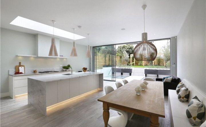 Small Kitchen Ideas Smart Ways Enlarge The Worth Kitchen Bathroom