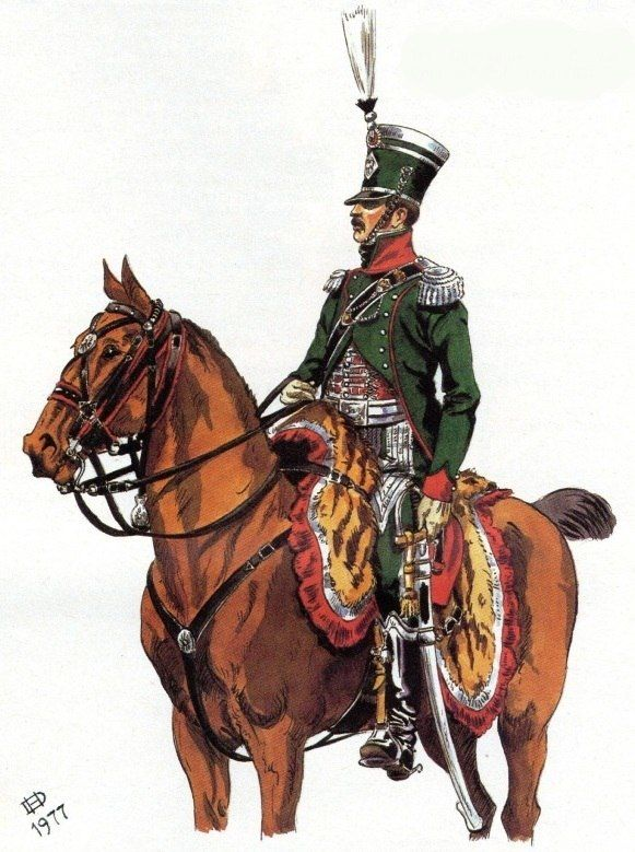 French Officer Cavalry ???