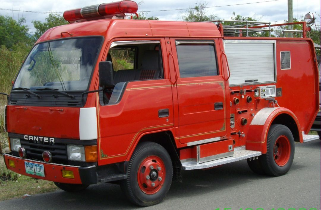 Philippines Fire trucks, Emergency vehicles, Little truck