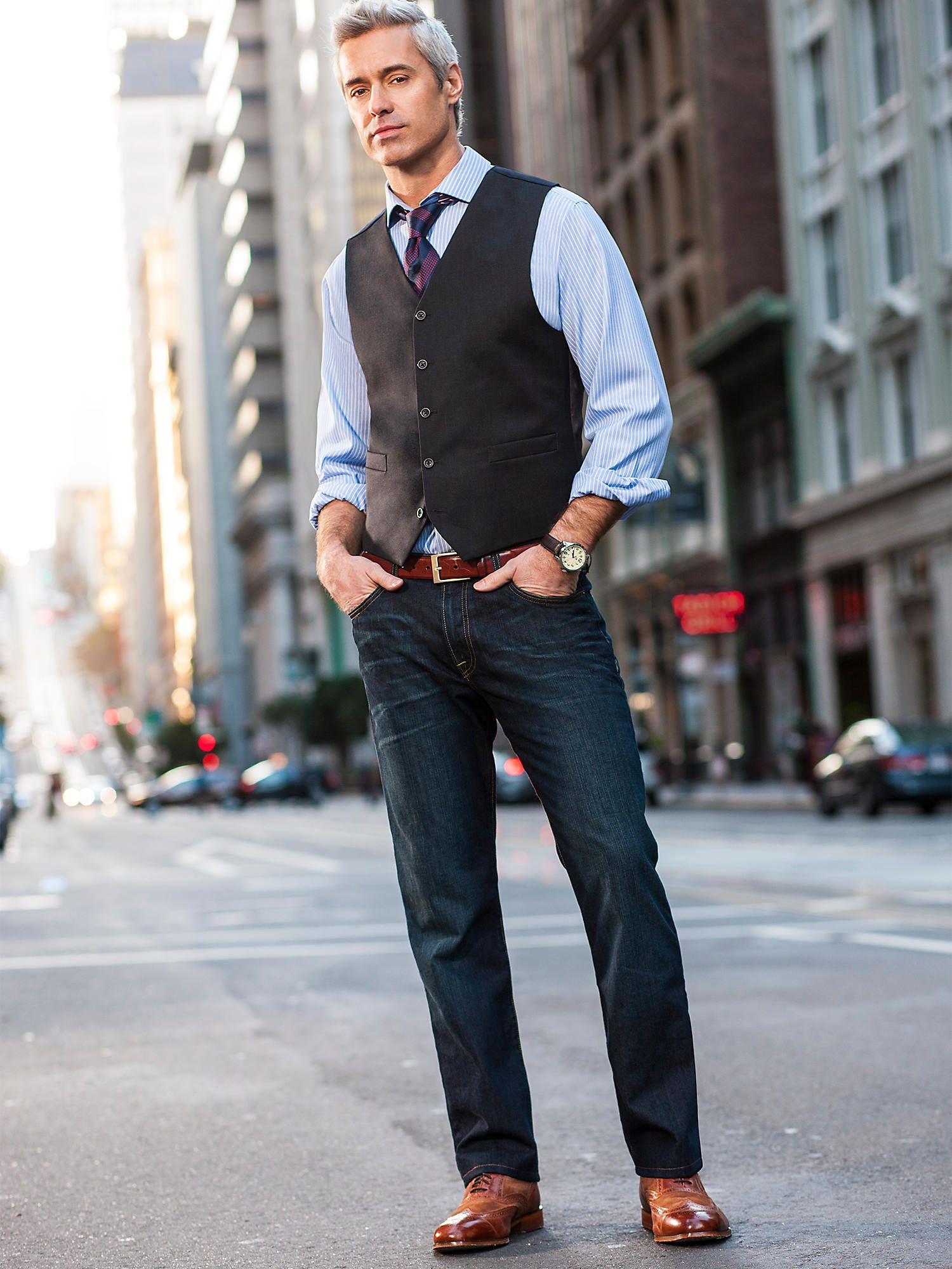 Dress for Success: Men on Pinterest | Business Casual, Men ...