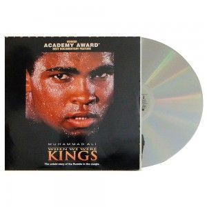 #When #We #Were #King's (Quando Éramos Reis) - #Laser #Disc #vinil #vinilrecords #trilhasonora #music #movies