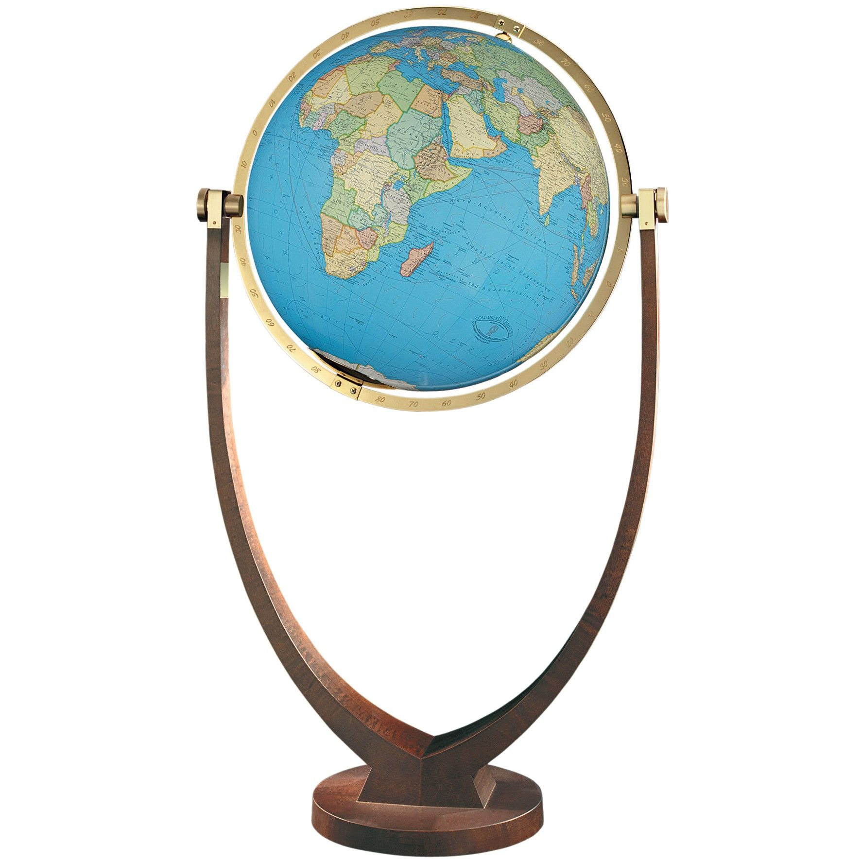 one of the most stylish models on the market the columbus osnabruck illuminated floor globe 20 inch belongs in a home