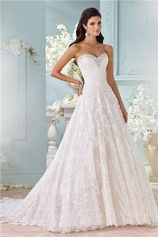 Wedding kleider online