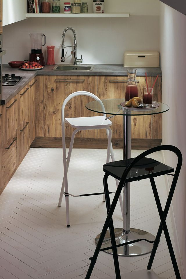 12 mod les de petite cuisine panneaux de particules particules et stratifi. Black Bedroom Furniture Sets. Home Design Ideas