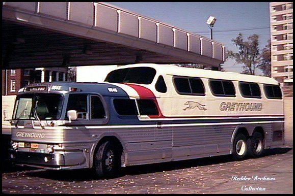 Gmc Pd 4501 Greyhound Scenicruiser Everybody S Favorite Bus