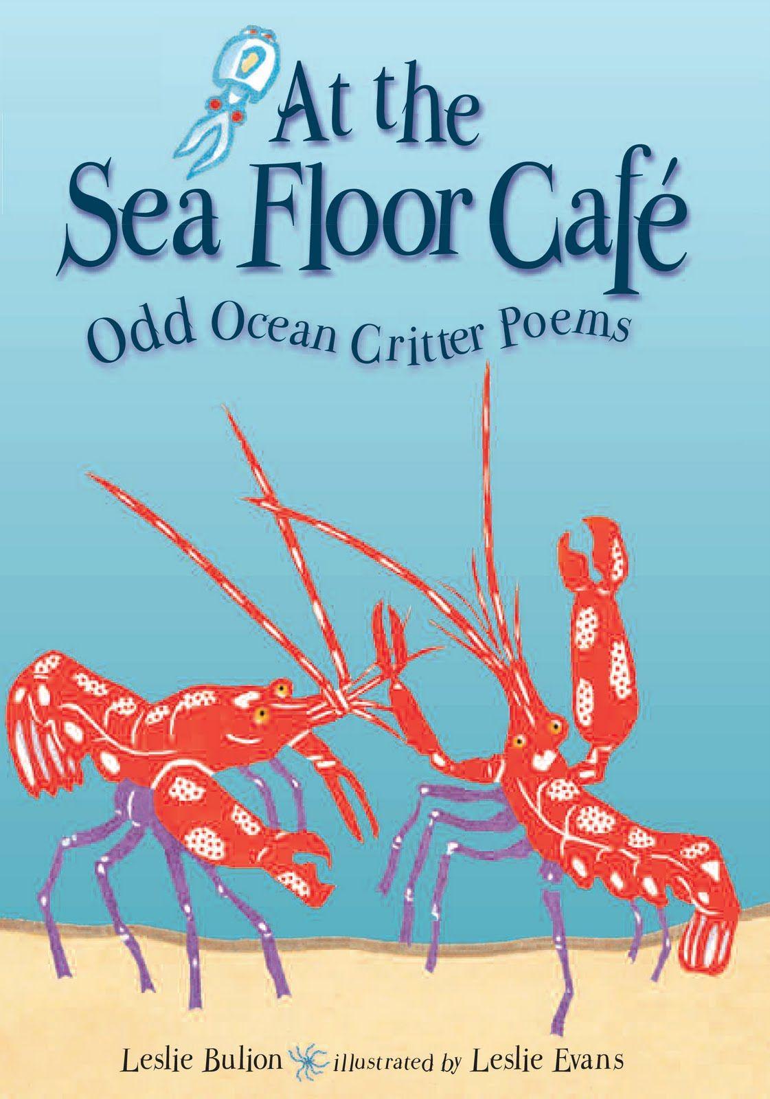 At the Sea Floor Cafe Sea poems, Ocean books, Sea floor