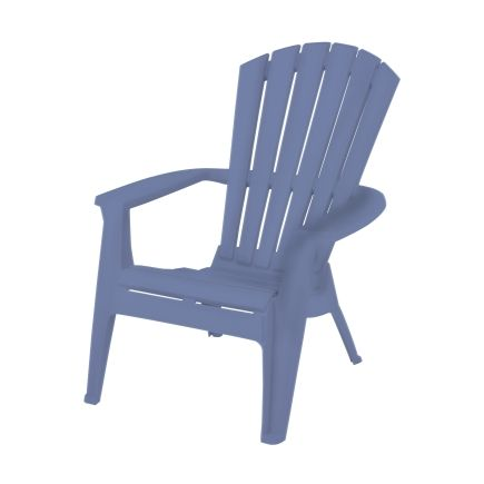 Adams 174 Adirondack Stacking Chair In Violet Ace Hardware