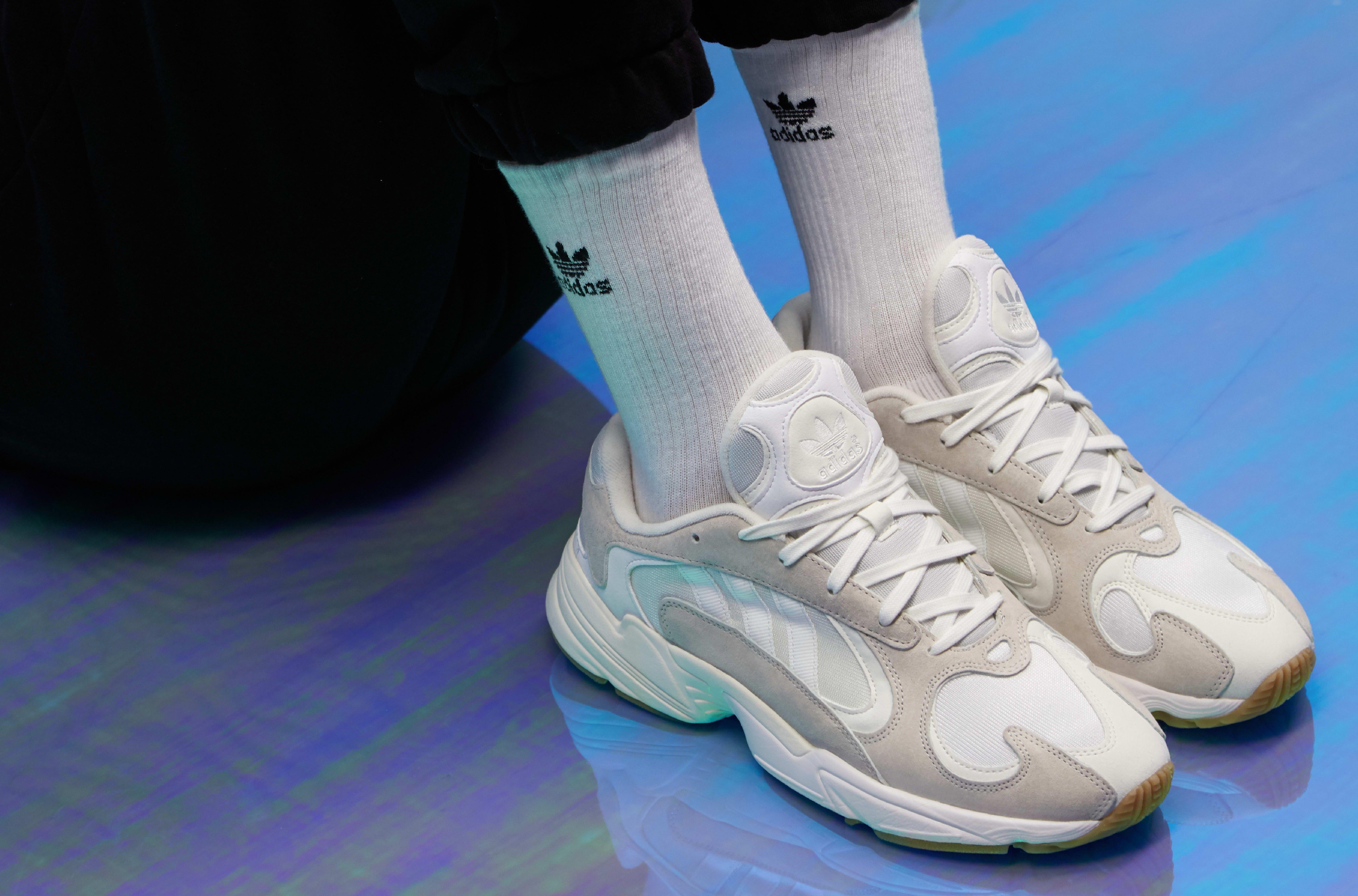 Wardrobe.NYC x Adidas Yung 1 Bundle Release Date   Sole