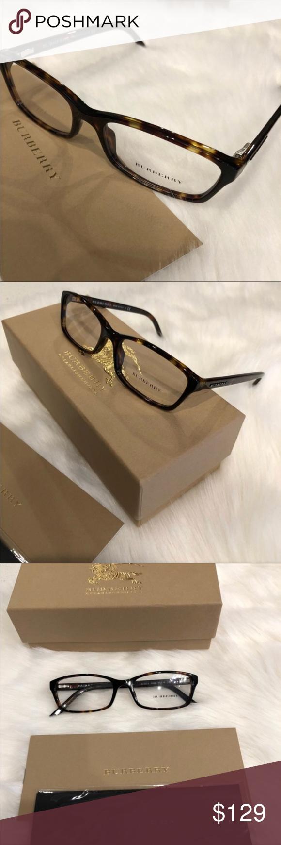 084717d18 Burberry eyeglasses Burberry B2073 3002 Women's Tortoise Cat's Eye RX  Eyeglasses Frames 53/16 135 - Havana frames with demo lenses 100% new and  authentic.