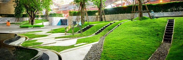 The Forest And Pool At Pyne, By TROP Terrains + Open Space, Bangkok,  Thailand | Public Space | Pinterest | Zen Garden Design And Public Spaces