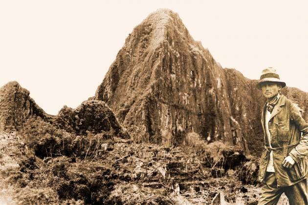 Fue Hiram Bingham Quién Descubrió Machu Picchu Machu Picchu Travel Machu Picchu Machu Pichu