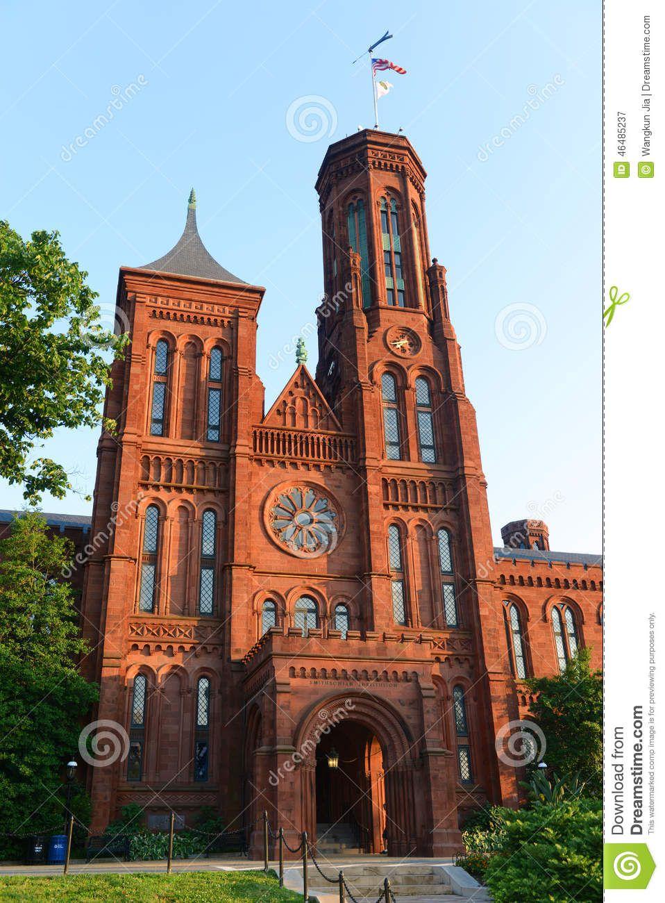 smithsonian-castle-washington-dc-usa-front-victorian-facade-district-columbia-46485237.jpg 958×1,300 pixels