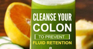 Colon cleansing juice