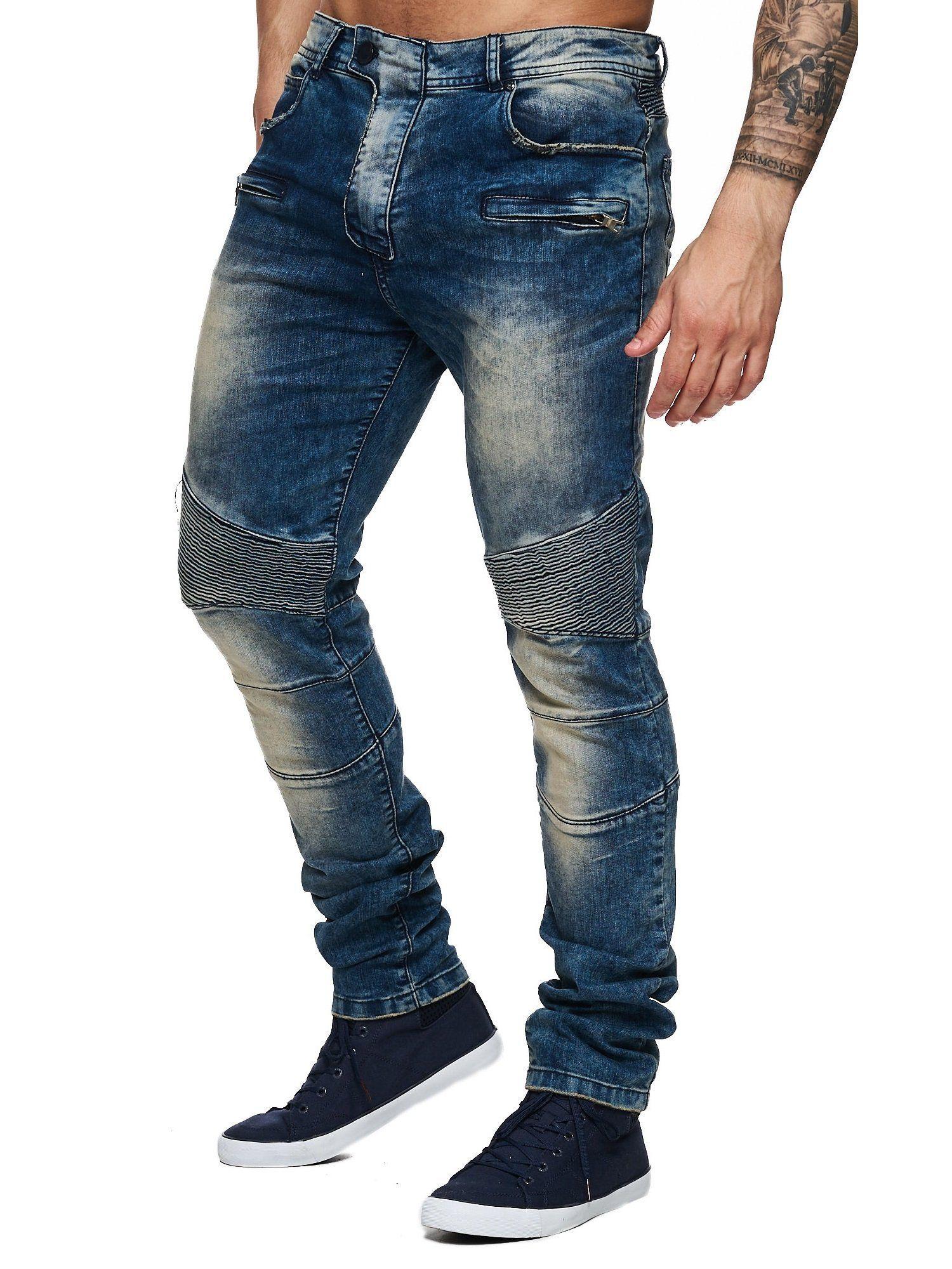 f17b96f806 Bullhead Denim Co. Medium Moto Stacked Skinny Jeans  64.95