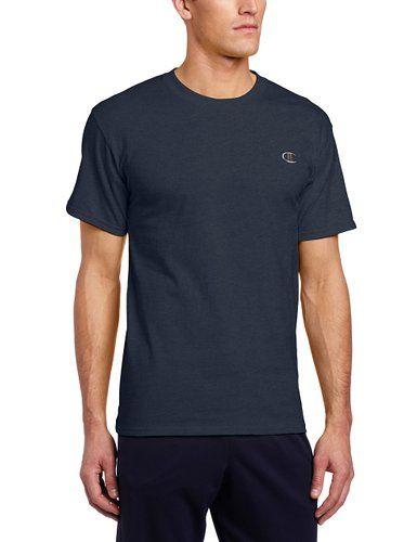 075528fc8e5 Champion Men's Jersey T-Shirt, Black, XX-Large at Amazon Men's Clothing  store: Athletic Shirts
