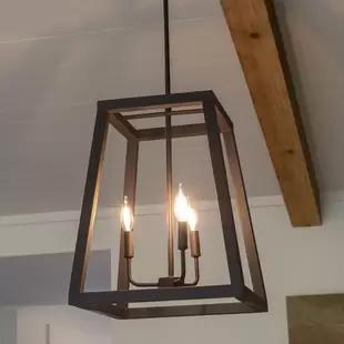 Modern Farmhouse Pendant Lighting You Ll Love In 2019 Wayfair Ca Lantern Lights Lantern Light Fixture