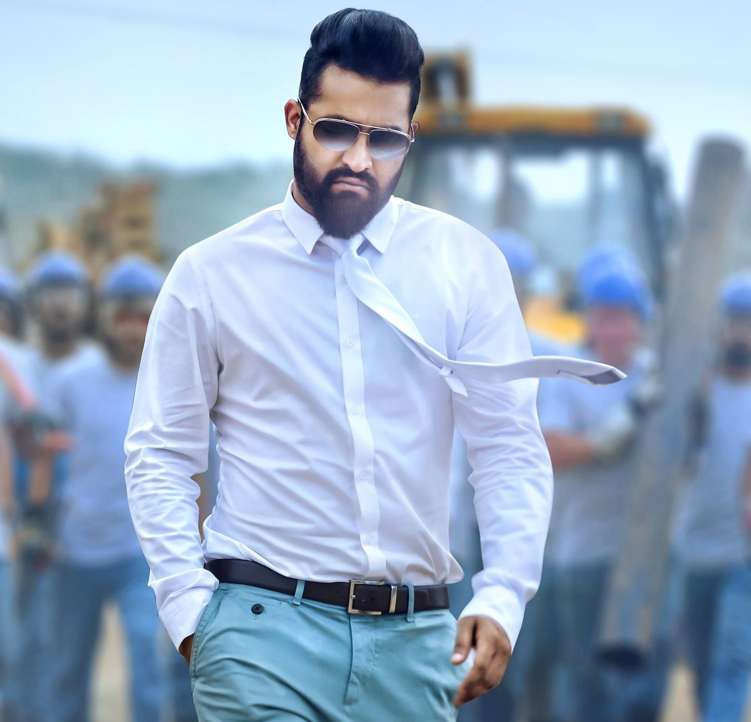 Jr Ntr Nannaku Prematho Hd Photos Young Tiger Nkp Stylish