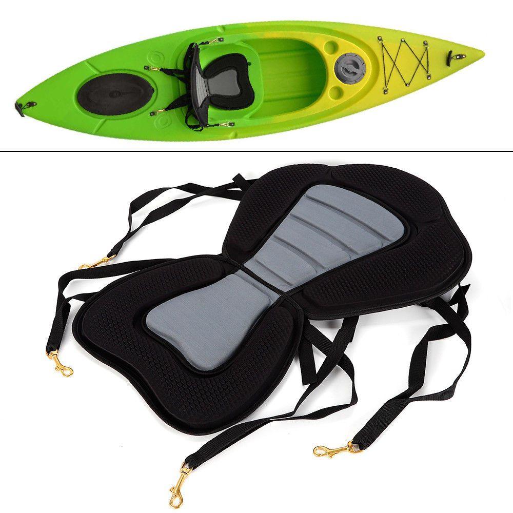 Adjustable Padded Deluxe Kayak Seat Detachable Backpack