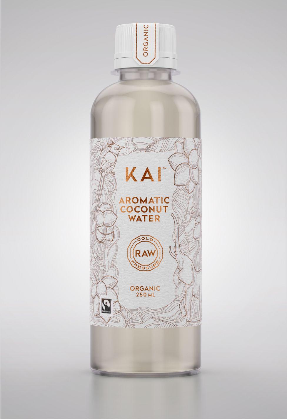 KAI King Coconut Water Mike Amundse