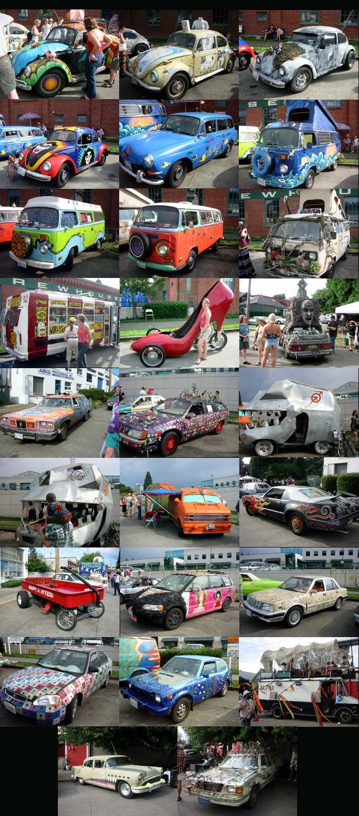 Pin By Jennifer Anspach On My Seattle Art Cars Hot Rods Cars Muscle Car Art