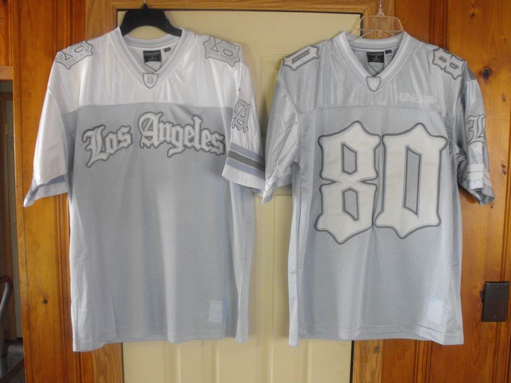 Lot Of 2 Large Los Angeles Low Rider Jerseys Buy One Get One Free Clothes Jersey Stuff To Buy