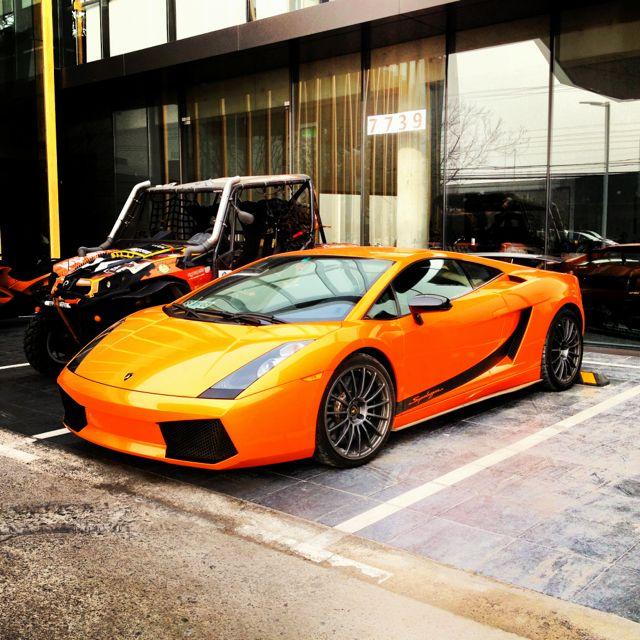 Lamborghini Gallardo Superlegera