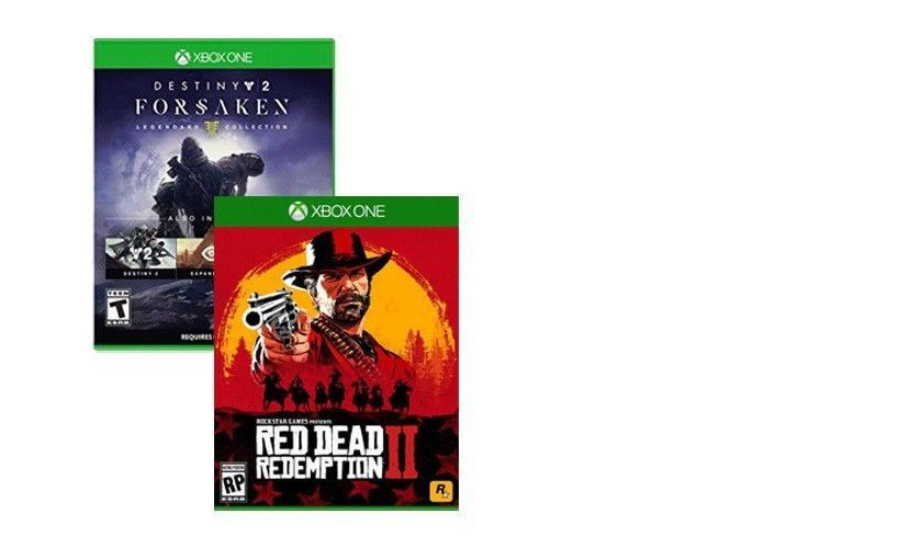 Red Dead Redemption 2 + Destiny 2: Forsaken - Legendary