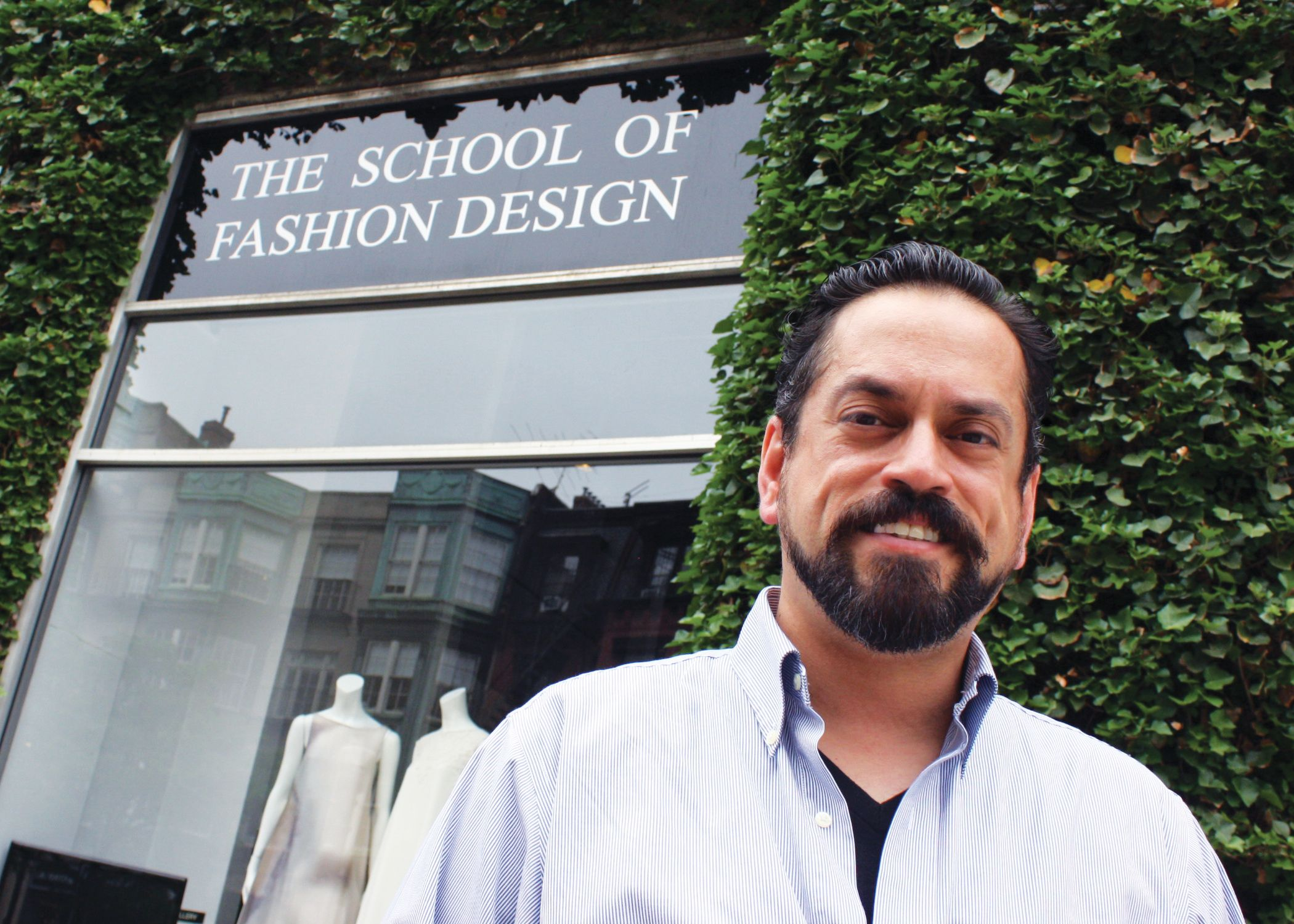 Jay Calderin Author Designer And Leader In Boston S Fashion Scene By Alison Harris People Design Author